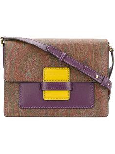 сумка через плечо с узором пейсли Etro