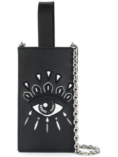 сумка через плечо с вышивкой Eye Kenzo