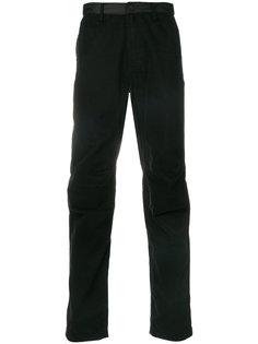брюки средней посадки с панельным дизайном Maharishi
