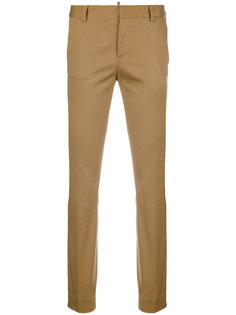 tapered trousers Dsquared2