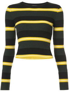 striped knit jumper  A.L.C.