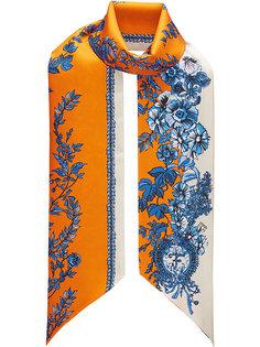 удлиненный шарф Heritage Fendi