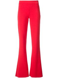 расклешенные брюки Donna Jeffrey Dodd