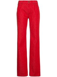 прямые брюки с завышенной талией  Calvin Klein 205W39nyc