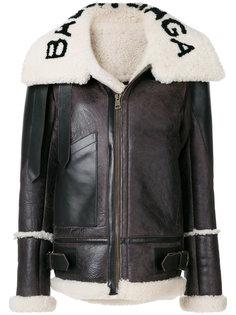 куртка-бомбер Bal Le Bombadier Balenciaga