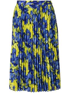 плиссированная юбка Sunray Balenciaga