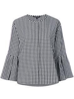 блузка в клетку Luisa Cerano