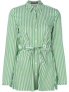 рубашка в полоску Luisa Cerano