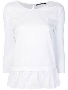 блузка с оборками Luisa Cerano