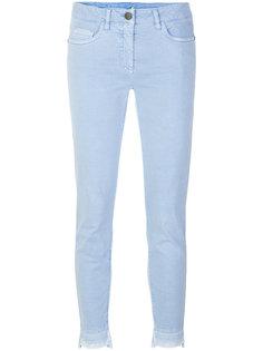 укороченные джинсы Luisa Cerano