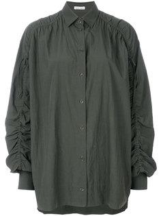блузка из поплина Tomas Maier