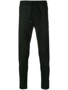 трикотажные брюки Tomas Maier