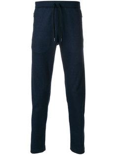 трикотажные фетровые брюки Tomas Maier