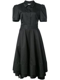 приталенное платье-рубашка Co