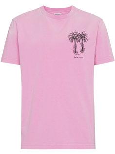 футболка Capture с принтом пальм Palm Angels