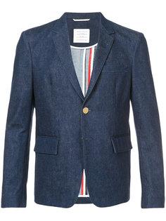 джинсовый пиджак Thom Browne