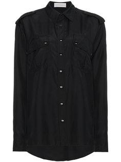 рубашка с карманом на груди  Faith Connexion