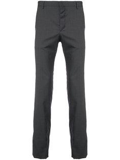 классические костюмные брюки Prada