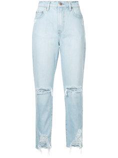 прямые джинсы с высокой талией Nobody Denim