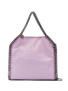 маленькая сумка-тоут Falabella Stella McCartney