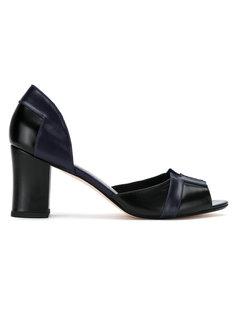 туфли-лодочки с вырезными деталями Sarah Chofakian