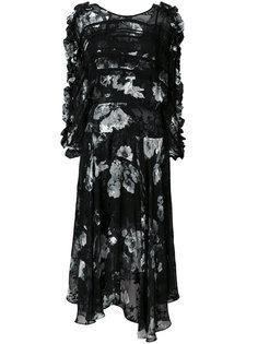 платье Ermin Preen By Thornton Bregazzi
