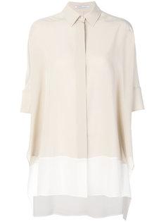 удлиненная рубашка  Agnona