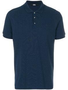 рубашка-поло Karl Head с логотипом  Karl Lagerfeld