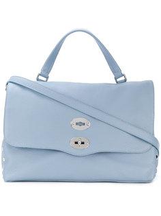 сумка на плечо с откидным клапаном Zanellato