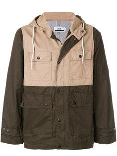 куртка с капюшоном  и накладными карманами Publish