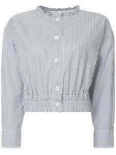 блузка на пуговицах в полоску  Atlantique Ascoli
