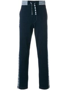 спортивные брюки с лампасами Missoni