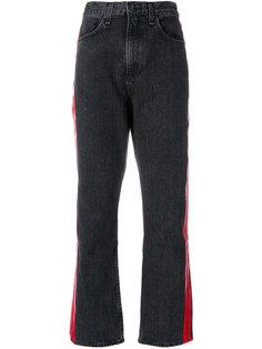 джинсы с полосками сбоку  Rag & Bone