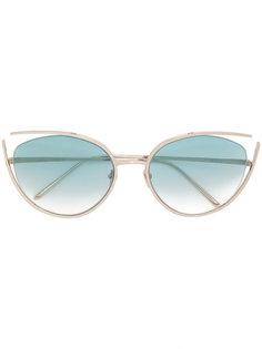 солнцезащитные очки Fontaine Linda Farrow