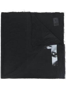 шарф с цифровым принтом  Lost & Found Rooms