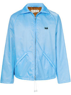 легкая куртка на молнии Marni