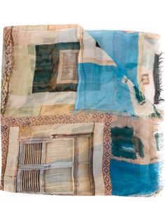 платок с принтом Faliero Sarti