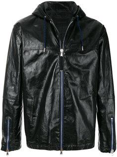 куртка на молнии Diesel Black Gold