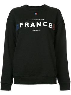 толстовка France Être Cécile
