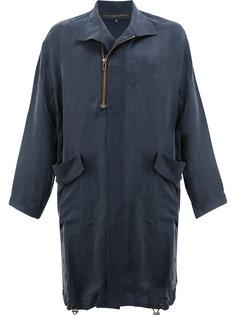 пальто на молнии Miaoran