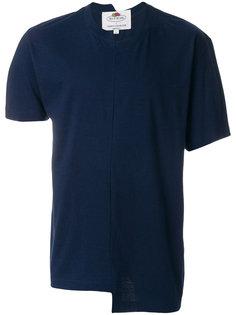 асимметричная футболка  Cédric Charlier