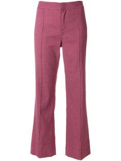 слегка расклешенные брюки Isabel Marant Étoile