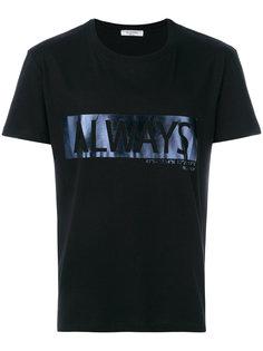 футболка Always Valentino