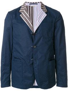 пиджак с эффектом помятости Marni