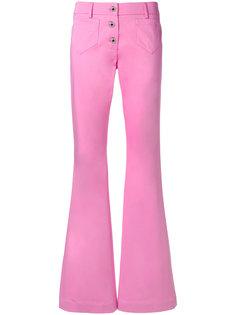 """расклешенные джинсы в стиле """"ретро"""" Moschino"""
