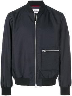 куртка-бомбер с карманами на молнии  Oamc