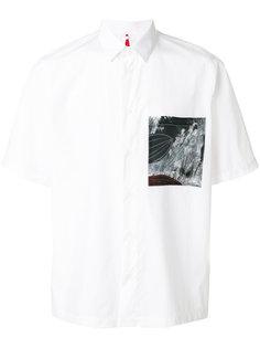 рубашка с нагрудным карманом Oamc