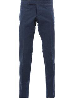 классические брюки-чинос Thom Browne