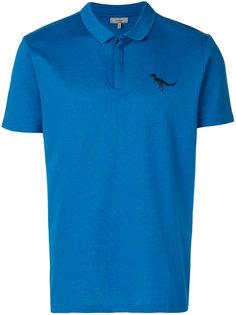 рубашка-поло с динозавром Lanvin