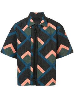 рубашка на молнии Holiday Craig Green